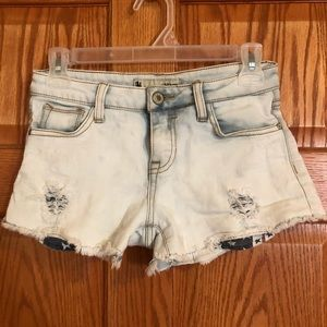 Pants - I & M jean shorts size Small